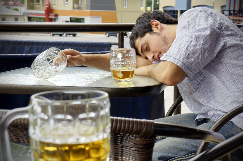 Binge Drinking and Stem Cell Therapy